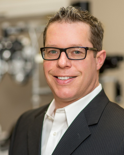 Dr Andrew Anderson Optometrist Michiana Eye Center